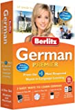 Berlitz Learn German Premier (PC/Mac) (6 CD Set - Windows & Macintosh)