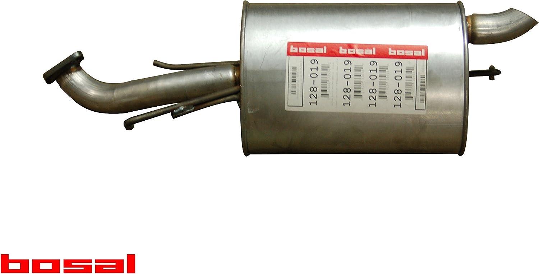 Bosal 128-019 Exhaust Silencer