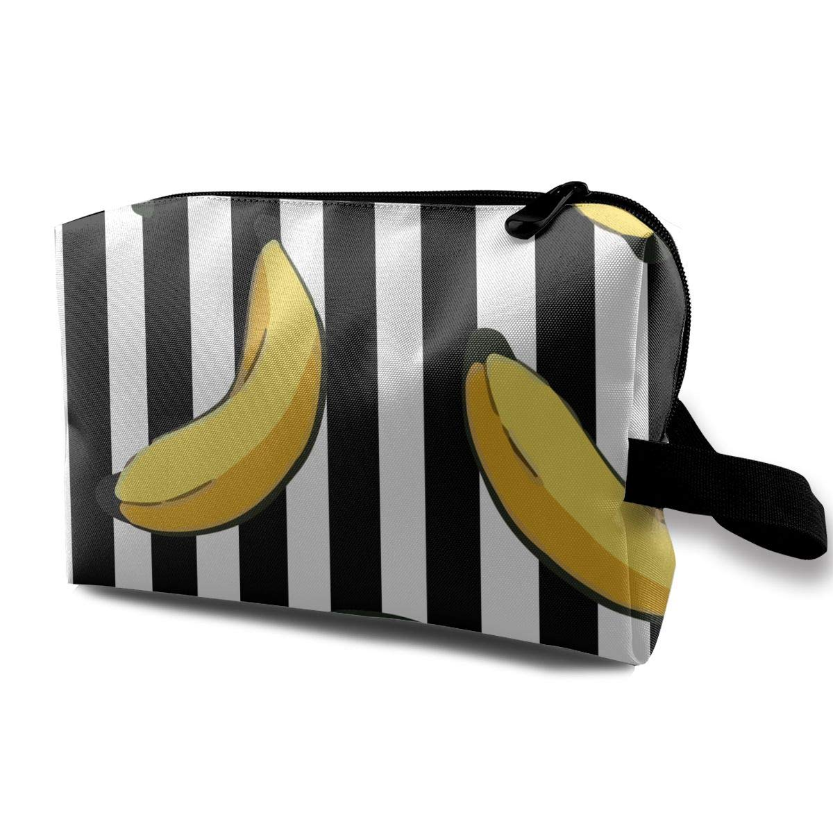 32922e57c94f Amazon.com: HqlpZY Banana Shower Bag Small Travel Toiletry Bag ...