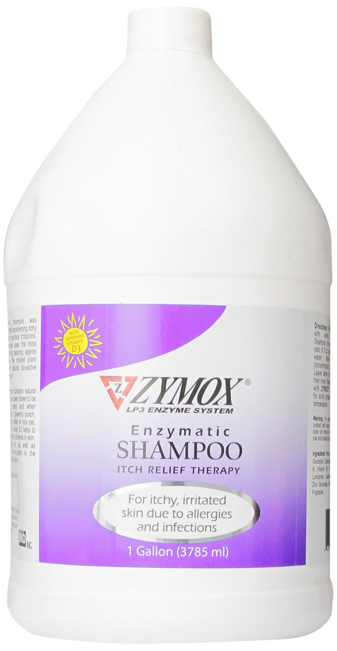 ZYMOX DZY22912 Vitamin D Shampoo, 1-Gallon