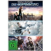 Die Bestimmung: Triple-Feature [3 DVDs]