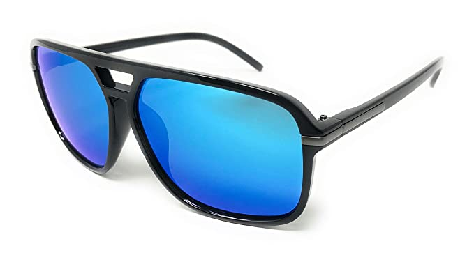Amazon.com: WebDeals Retro – Gafas de sol polarizadas con ...
