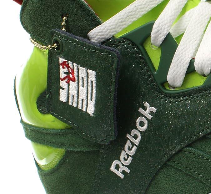 reebok pump SHAQ ATTAQ mens hi top basketball trainers V61428 sneakers shoes 3c91dcff0