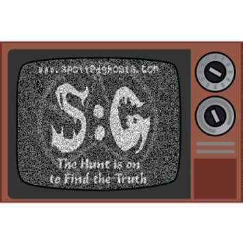 ITC Static TV Ghost Box