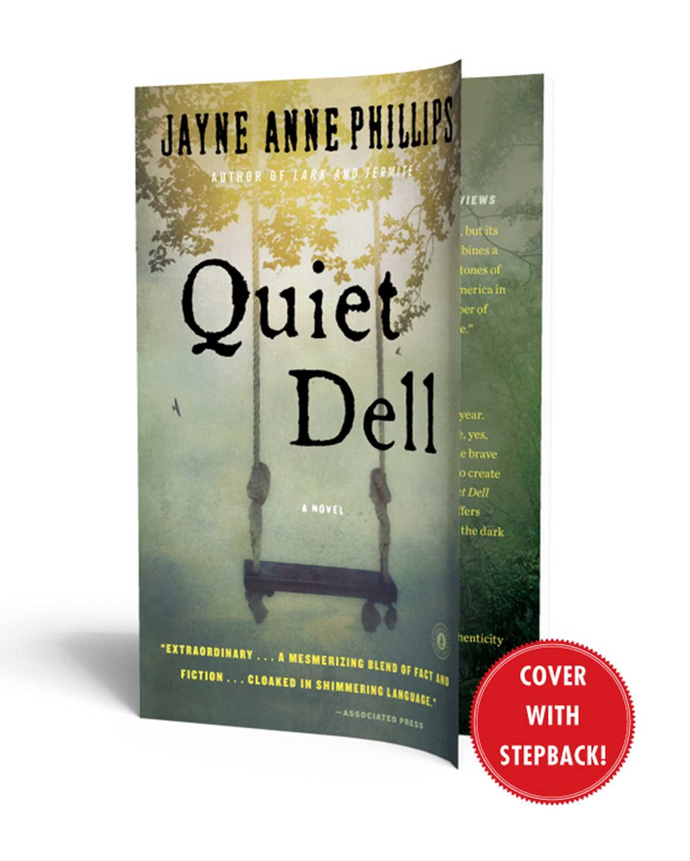 Amazon: Quiet Dell: A Novel (9781439172544): Jayne Anne Phillips: Books
