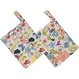 hunpta Reusable Washable Wet Bag For Sanitary Pad Menstrual Sanitary Aunt Bag (A)