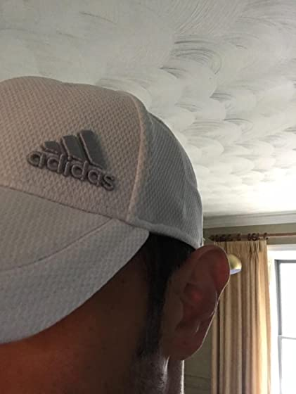 adidas Men's Release Stretch Fit Cap Lightweight breathable and sharp