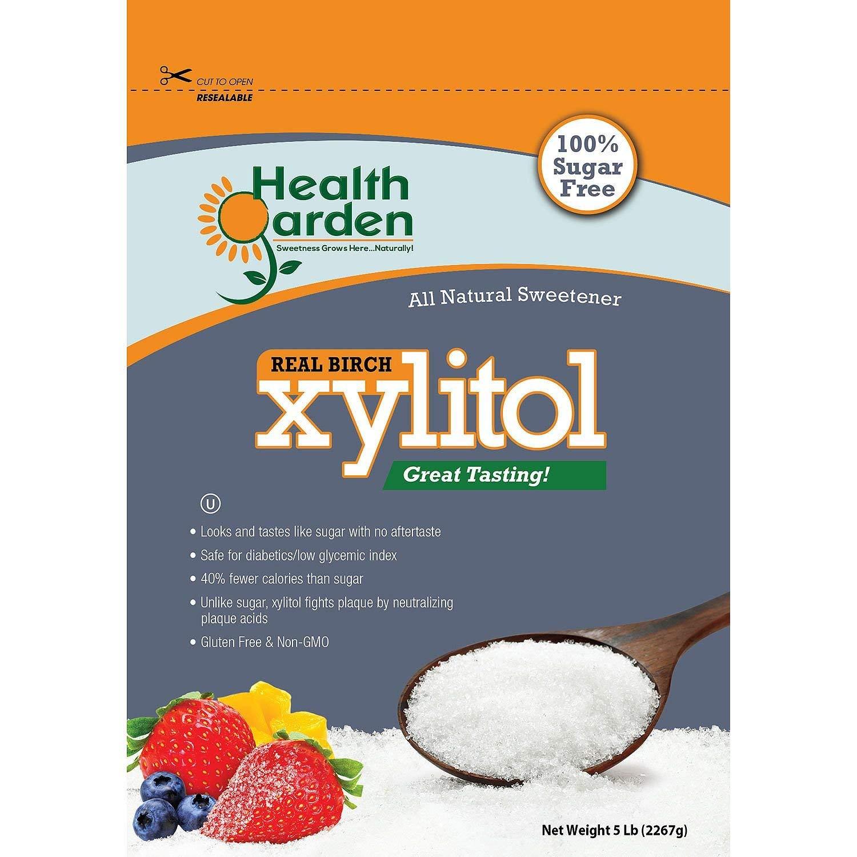 Health Garden Birch Xylitol (5 lb.) vevo by Europe Standard