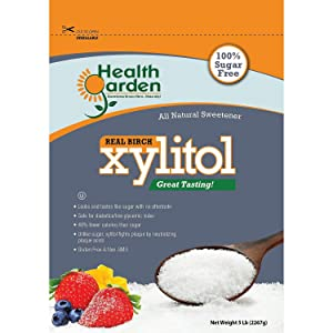 Health Garden Birch Xylitol (5 lb.) vevo
