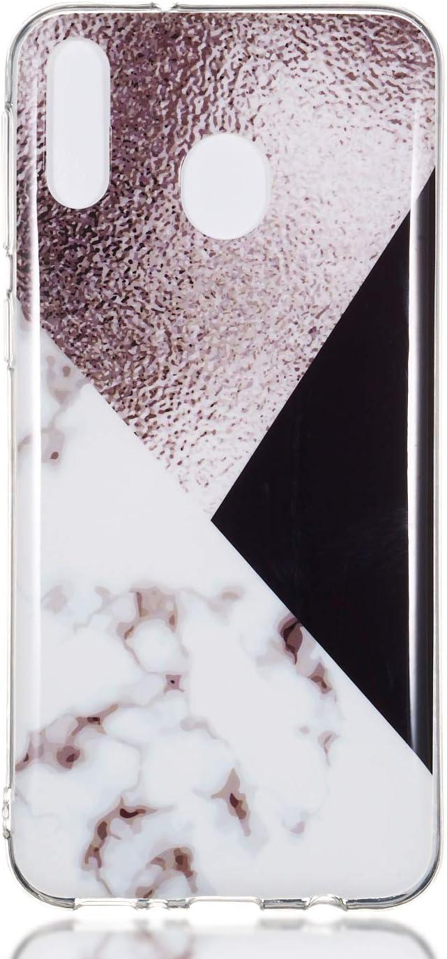 LOYHU190092#8 Lomogo Soft Silicone Case Shockproof Anti-Scratch Case Cover for Samsung Galaxy M20 Samsung Galaxy M20 Case