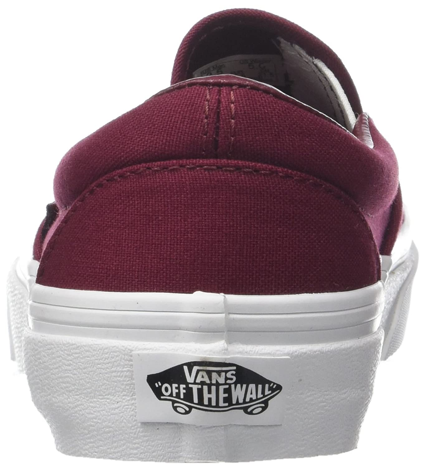 f9e559c46c Vans Adults  Classic Slip-on Slip On Trainers  Amazon.co.uk  Shoes   Bags