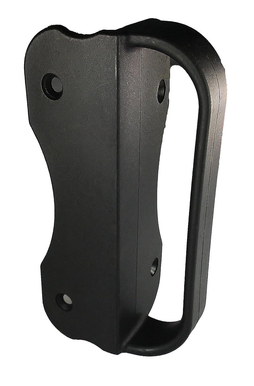 Nylon Fence Gate Handle Black Gate Handle//Pull