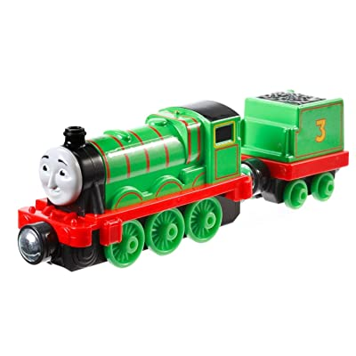 Fisher-Price Thomas & Friends Take-n-Play, Henry Vehicle: Toys & Games