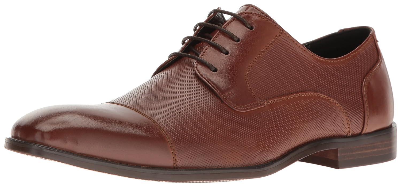 c63f3a6ba9d Unlisted Men`s Steel-Home Oxford--COGNAC Shoes