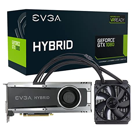 EVGA 08 G-P4 – 6188 de KR GeForce GTX 1060 Tarjeta gráfica, 8 GB