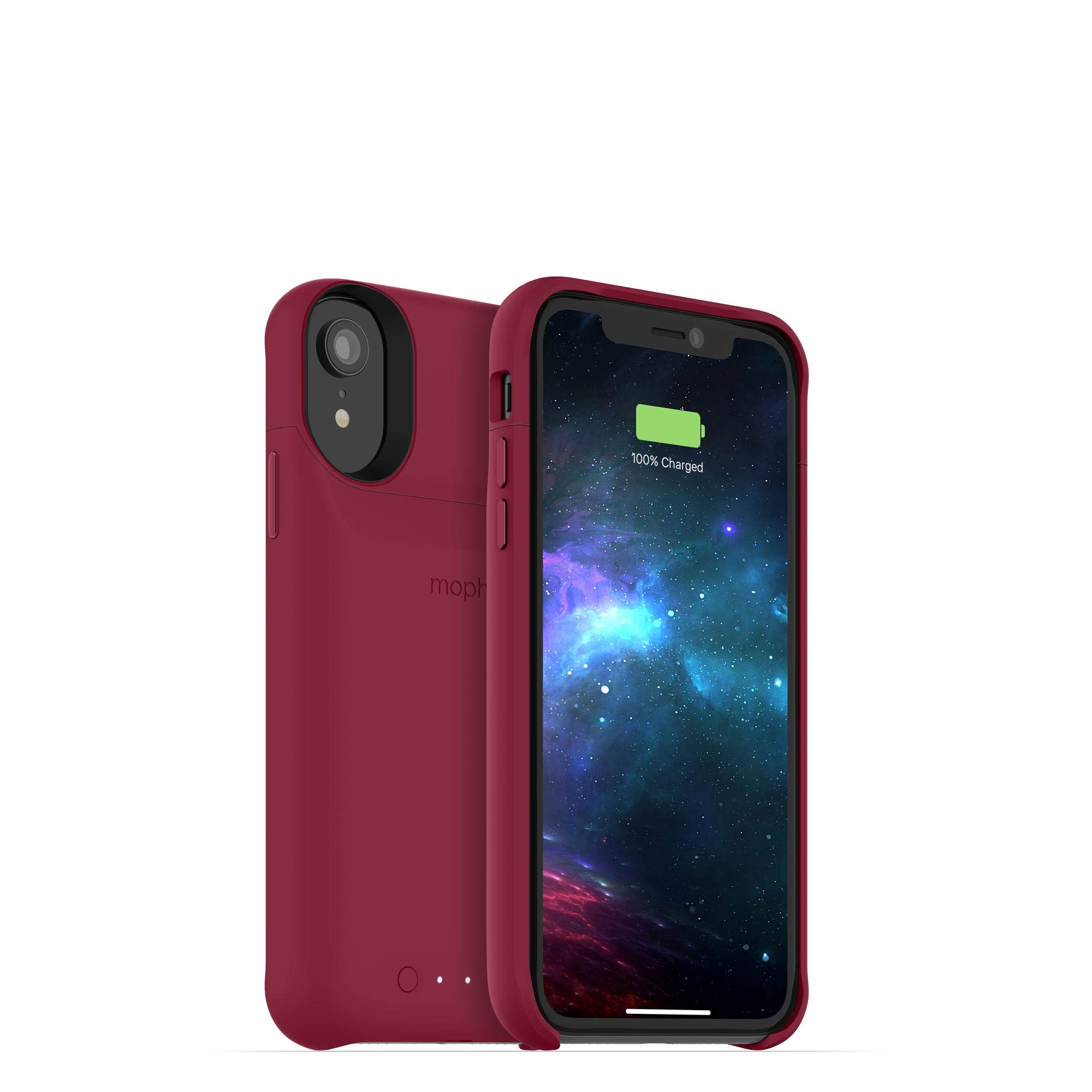 Juice Pack Access - Ultra-Slim Wireless Battery Case - Made for Apple iPhone Xr (2,000mAh) - Red
