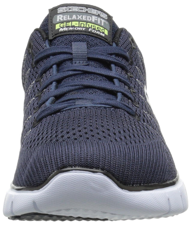 Skechers Skech-Flex, Men's Fitness Shoes, Blue (Navy Nvy), 7 UK (41 EU):  Amazon.co.uk: Shoes & Bags