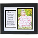 The Grandparent Gift Frame Wall Decor, First Granddaughter