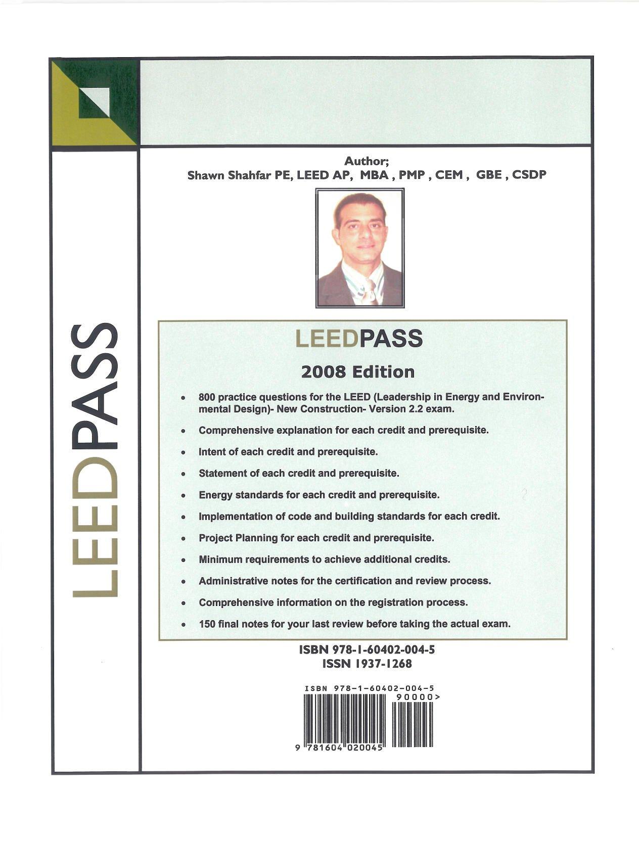 Leedpass Comprehensive Study Material For Leed Ap Exam 800 Exam