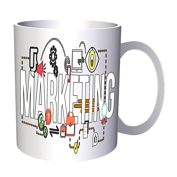 Éxito de la colección Business Marketing 330 ml taza b155: Amazon.es: Hogar