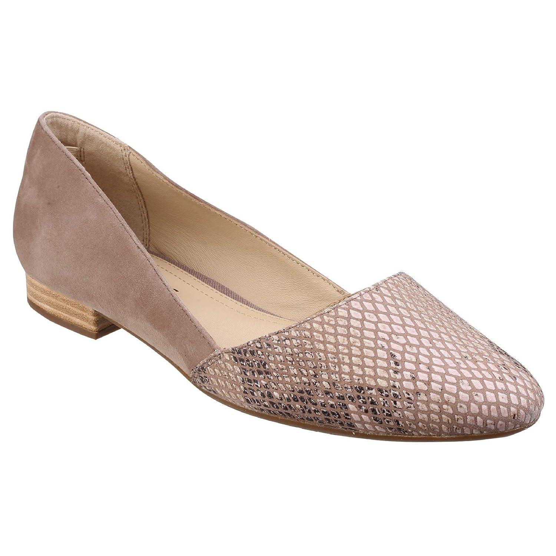 Hush B0713NKWD1 Puppies Womens/Ladies Jovanna Phoebe Slip On Plain Shoes B0713NKWD1 Hush 10 M US|Black Leather 15f457