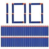 Yosoo® Ricarica 100 Dardi per Nerf Elite - 7,2 cm