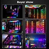 ALITOVE Addressable RGB LED Strip for PC, 5V