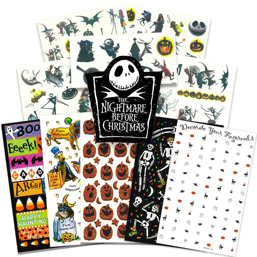 Amazon.com: Nightmare Before Christmas Lip Gloss and Collectible ...