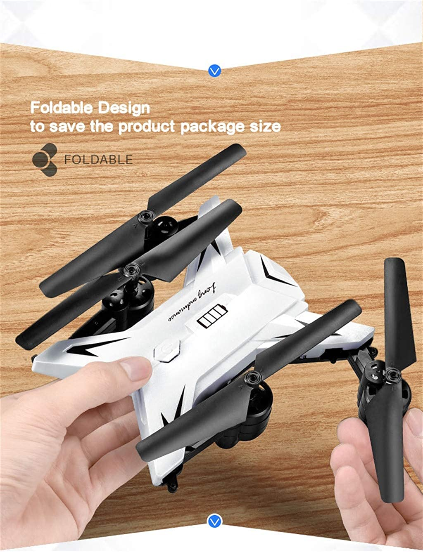 HKFV 2.4G 4CH 4CH 4CH RC Quadcopter KY601S WiFi FPV Faltbarer Arm Selfie Drohne HD-Kamera RC Flugzeuge bf18e2
