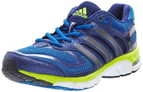 Adidas RESPONSE CUSHION 22 M Men Q21149 BLUBEA NGTMET NGTBLU- 10  Buy  Online at Low Prices in India - Amazon.in f3f85aefc