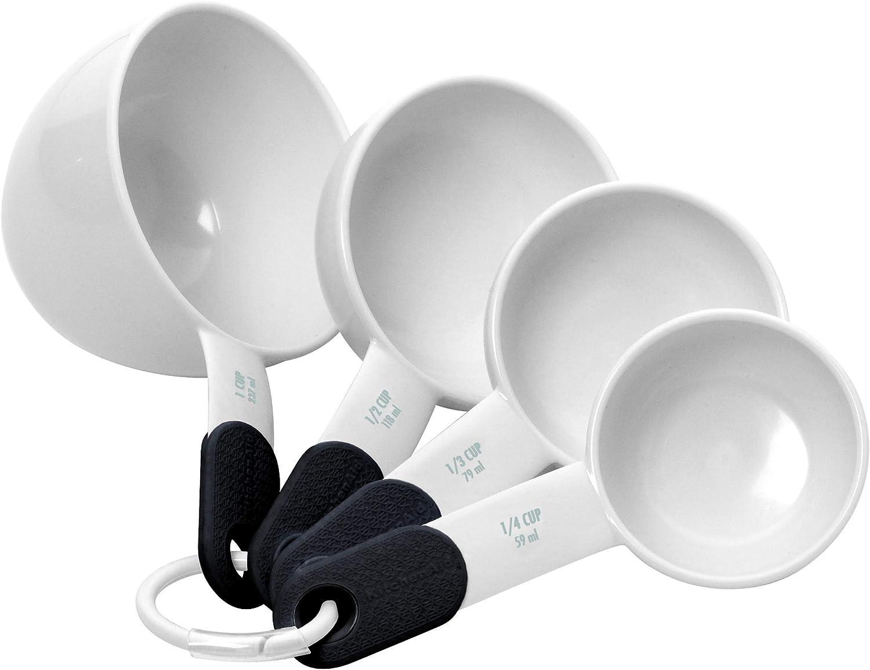 KitchenAid Measuring Cups Black, Set of 4