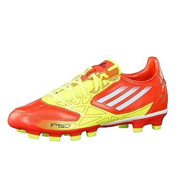 Adidas Fussballschuhe F10 TRX HG 48 Orange: