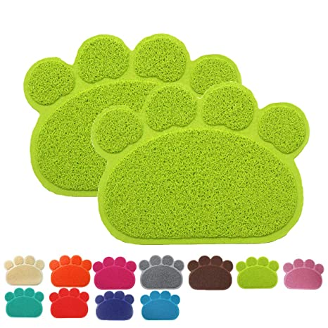 Cloud Heart - Mantel Individual para Comida de Mascotas, con ...