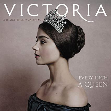 Amazon com : 2019 Victoria 2019 Wall Calendar, Drama TV by