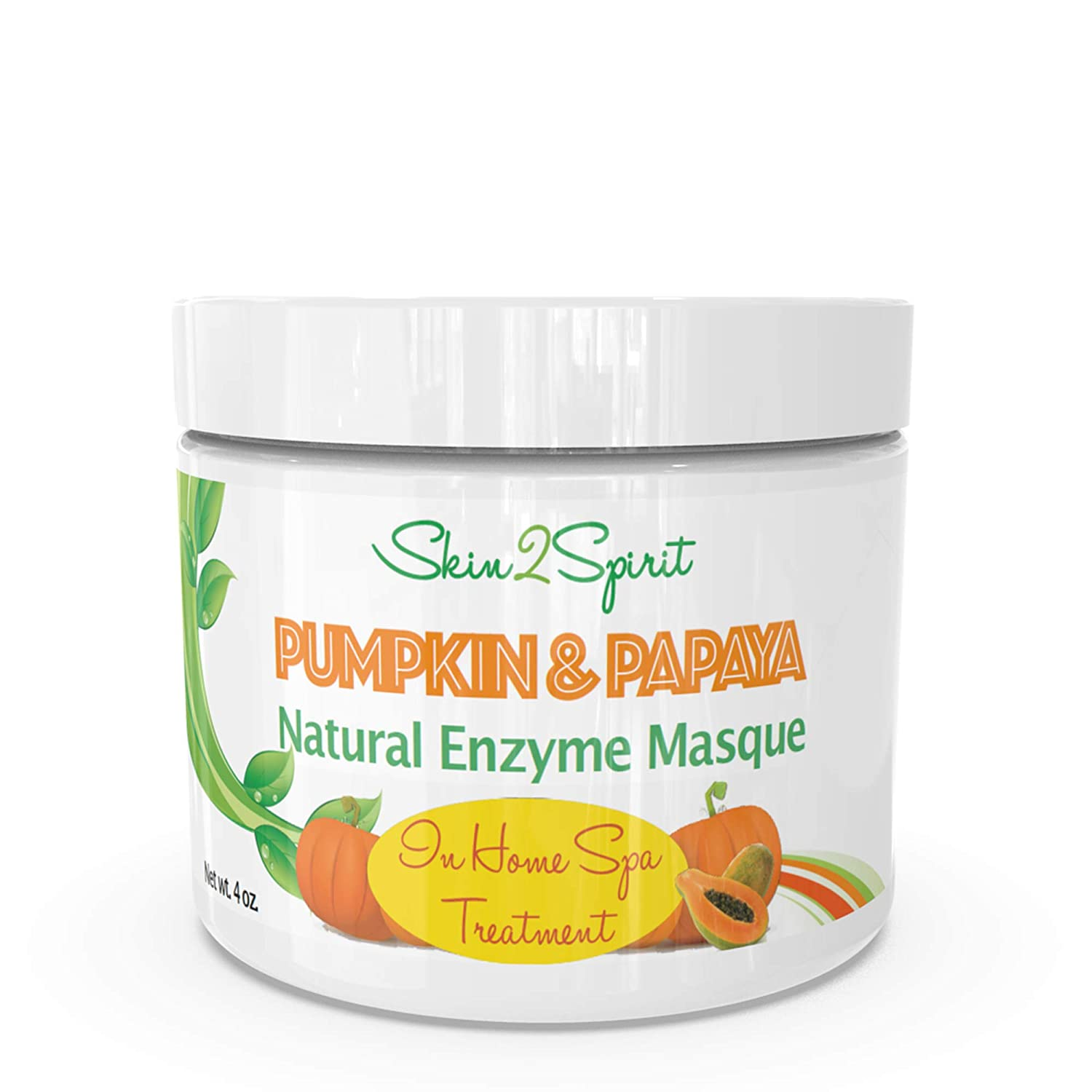 Mask of persimmons for the face - a great cosmetic
