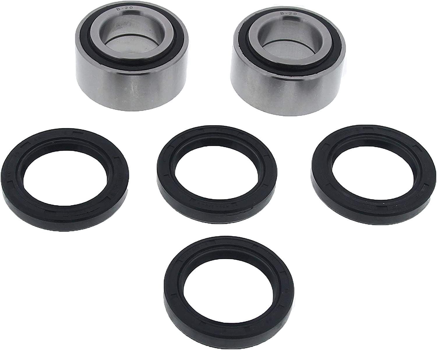 2003-2004 Arctic Cat 500 FIS TBX /& TRV 4x4 ATV Rear Wheel Bearing Kit