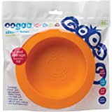 oogaa Home Baby and Toddler Feeding Bowl Plus Lid Combo, Orange