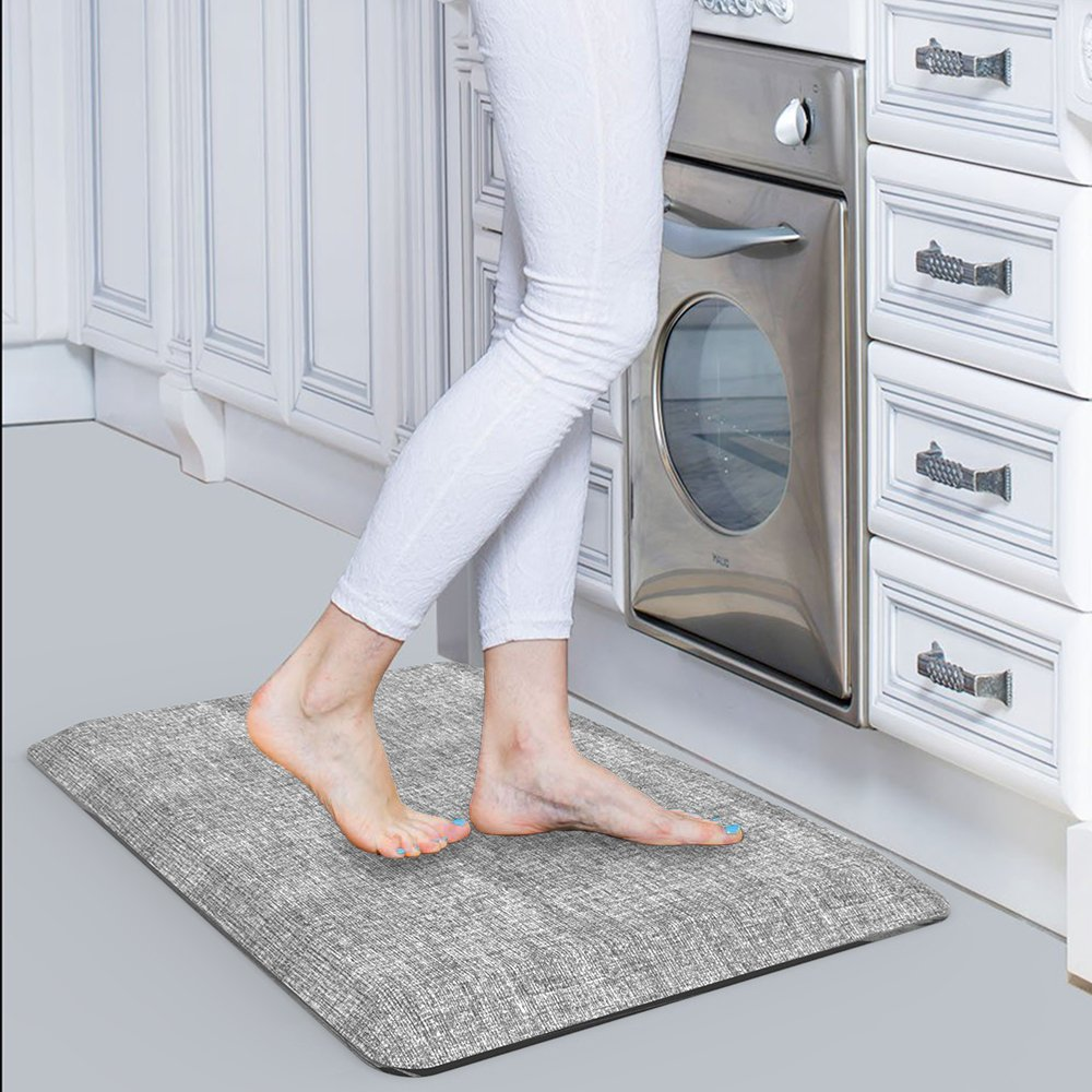 Anti-Fatigue Standing Comfort Mat Non-Slip Kitchen Mats and Rugs for ...