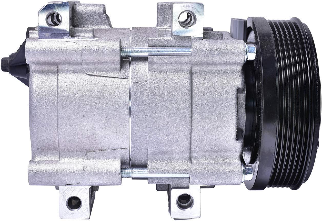 Mando 10Y1116S AC Compressor w//Clutch Original Equipment