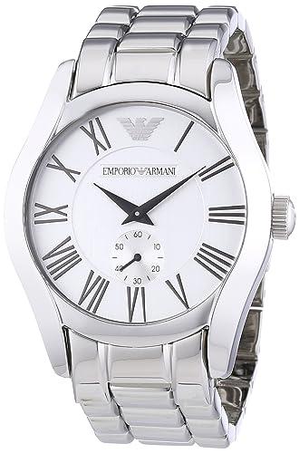 286b8ce4defc Emporio Armani AR0647 - Reloj analógico de Cuarzo para Hombre ...