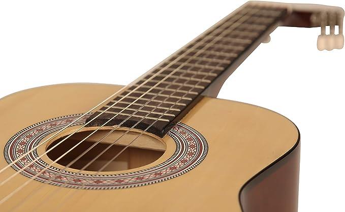 Paquete Guitarra Acustica Tamaño 1/2 (34 Pulg) Paquete Guitarra ...