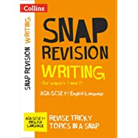 Writing (for papers 1 and 2): AQA GCSE 9-1 English Language (Collins Snap Revision)