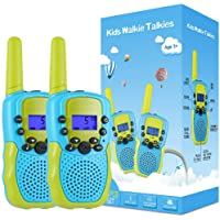 Selieve Toys for 3-12 Year Old Boys Girls, Walkie Talkies for Kids 22 Channels 2 Way Radio Toy with Backlit LCD…