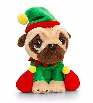 Christmas Pug Toy