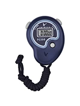 f05f6ba99bc4 Digital Cronómetro Temporizador Cronógrafo Deportivo Reloj Deportivo con  Reloj Alarma