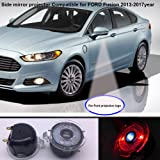 Amazon Com Car Side Mirror Puddle Lights Projector Ghost