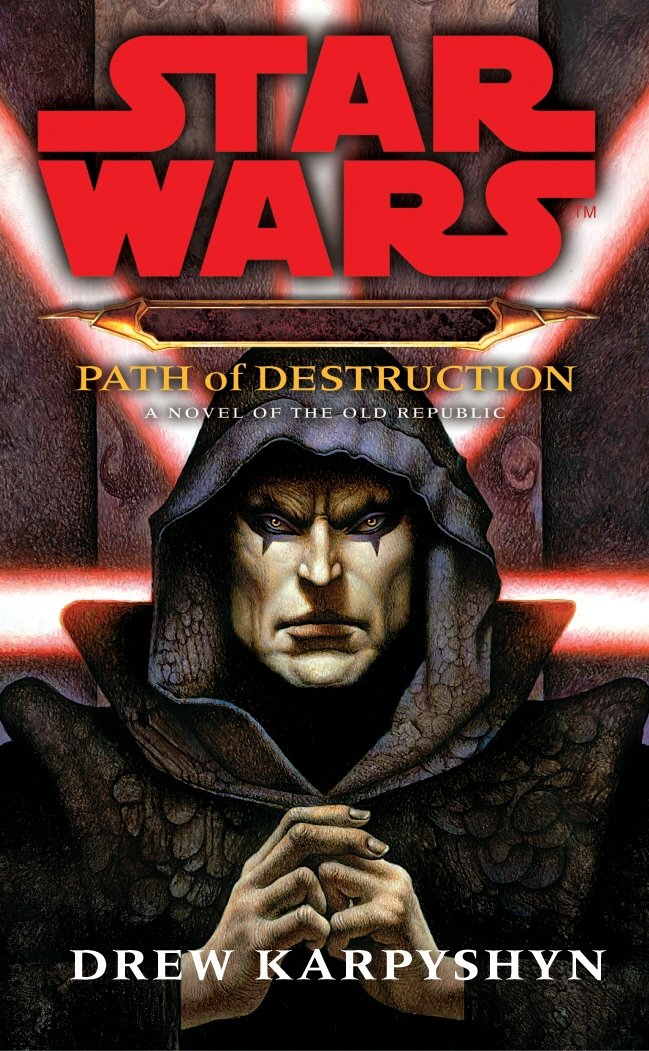 star wars books about sith