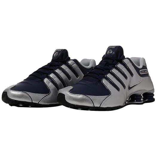 purchase cheap 3e030 db14d Amazon.com: Nike Shox Nz Mens Style: Clothing