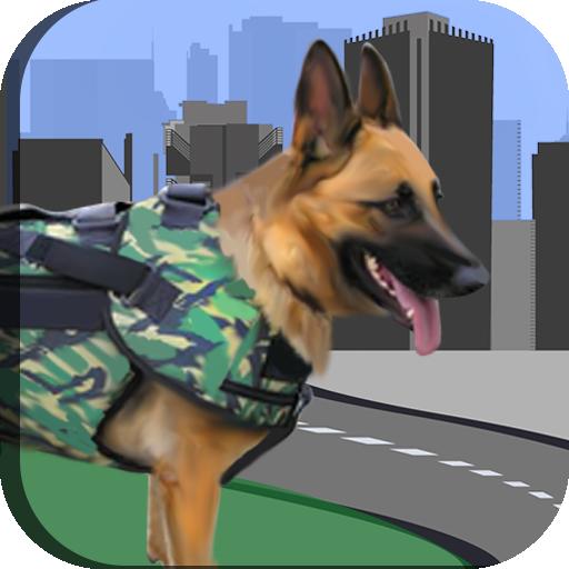 Police Dog: City Chase