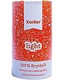 Xucker Light (Erythrit) in der Dose, 2er Pack (2x1 kg)